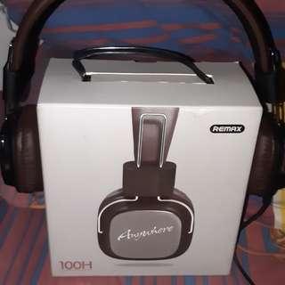 Remax 100H headphone