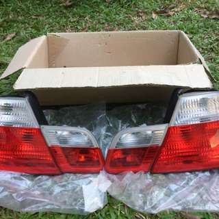 Bmw e46 tail light
