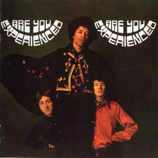 The Jimi Hendrix Experience ‎Are You Experienced? cd