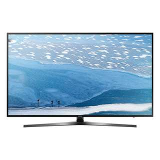 Samsung UA55KU6400K 55 Inches DVB (Digital) 4K Smart LED TV. Free HDMI Cable. Safety Mark Approved. 3 Years Warranty.