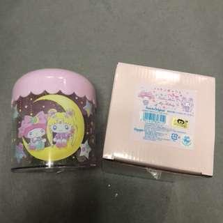 Sailor Moon x My Melody 棉盒收納筒現貨 情人節禮物