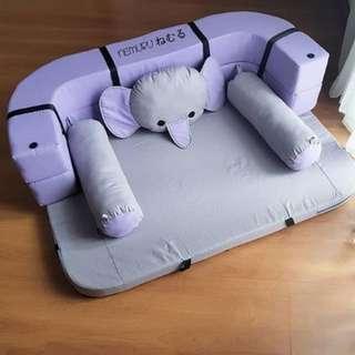 Kasur Lipat dan Sofa untuk bayi Nemuru