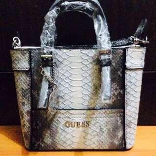GUESS Mini Tote Purse Handbag