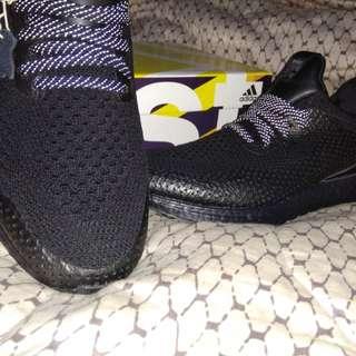 BNIB adidas consortium ultra boost x haven (triple black) rare
