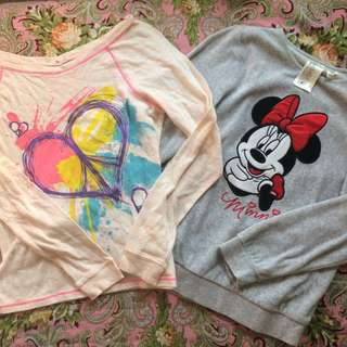 BUNDLE!! Long sleeved sweaters for Kids