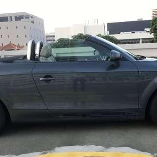 Audi TT2.0A Cabriolet