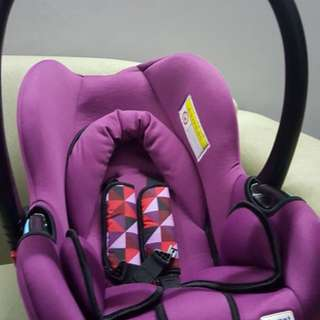 Sweet Cherry Car Seat & Stroller