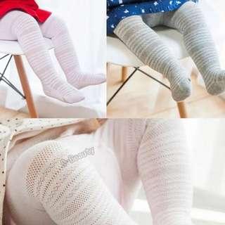 Baby Girl Legging Stocking Socks (6mths - 2 yrs old)