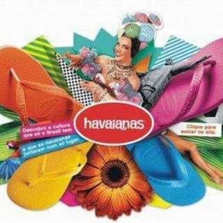 SALE HAVAINAS  Slippers 350
