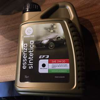 Engine Oil x 7 bottles to clear