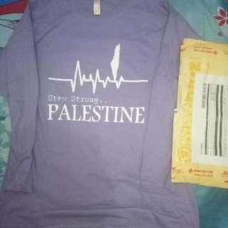 Kaos Stay Strong Palestine