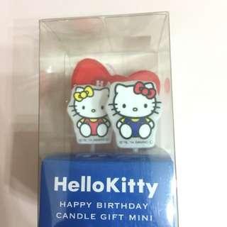 Hello kitty 臘祝