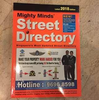 Street Directory 2017