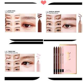 BBIA @ SG/Free Postage/Last Auto Gel Eyeliner 0.5g/ 5 Color/ Korea Cosmetic
