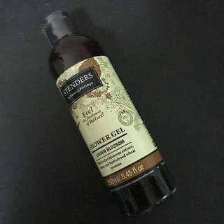 Stenders linden blossom shower gel (250ml)