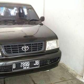Toyota Kijang SSX 1.8 MT
