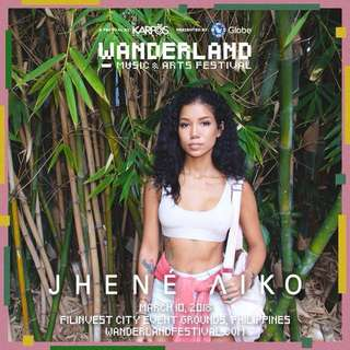 Wanderland Pixels: Music and Arts Festival 2018