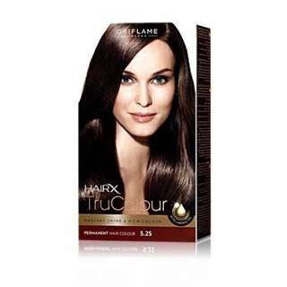 Cat rambut oriflame Hairx Trucolour
