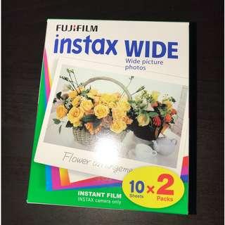 [INSTOCK] Fujifilm Instax Wide Film VINTAGE