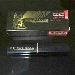 Lipstick Elegance Rouge