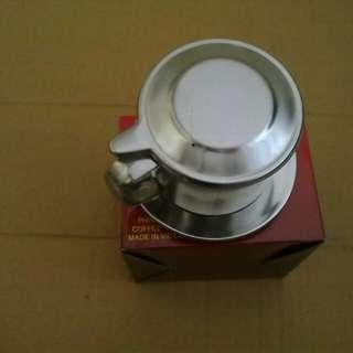 Filter penyaring Kopi Vietnam Drip ( stainless steel )