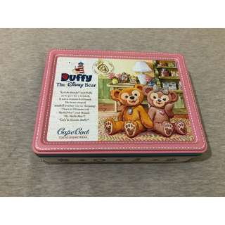 Disney Duffy collectible tin