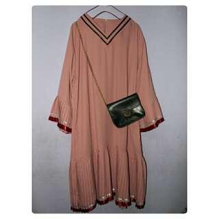 Hyoyeon dress tunik