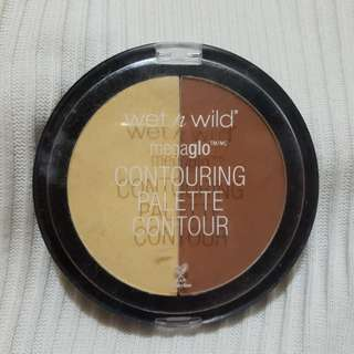 Wet n Wild Contouring Palette and Highlight