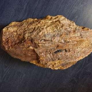 🚚 拍賣家當~天然蜜蠟原礦 長寛厚42x23x14公分,4公斤重