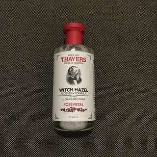 Thayers Witch Hazel Alcohol-Free Toner