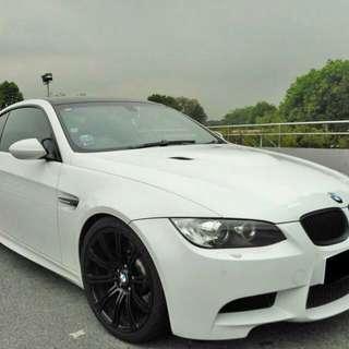 Fast BMW M3 SG