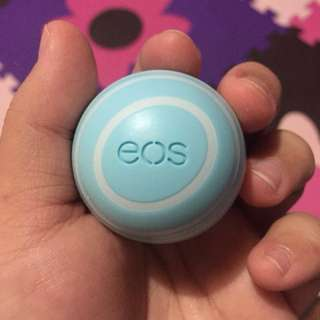 EOS Smooth Lip Balm Sphere | VANILLA MINT