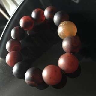 Tibetan Bracelet Made from Precious Stone