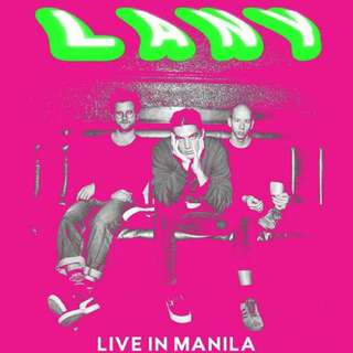 LANY DAY 1 TICKETS FOR SALE