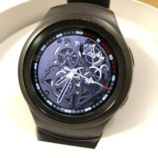 Samsung Gear S2 Black Smartwatch