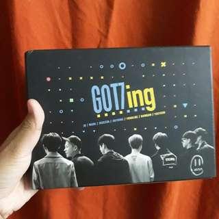 GOT7 GOT7ING DVD FULL SET