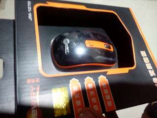Jeway Vortex Wireless Mouse