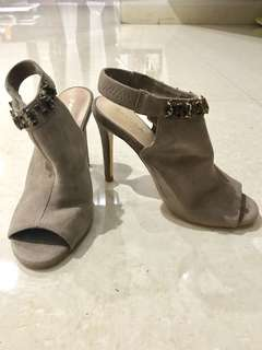 High heels boot, Zalora