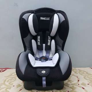 SPARCO F500K CHILD CAR SEAT