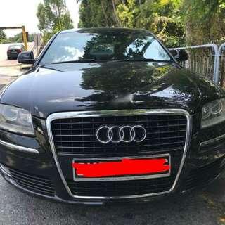 Audi A8L SG