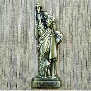 Magnet Kulkas Besi New York Liberty GG