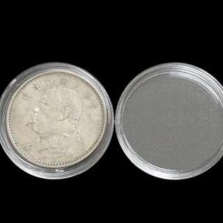 40mm Transparent Coin Display