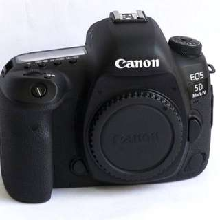 Canon 5D Mark iv (SC 1900)