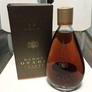 Sealed XO GOLD Baron OTARD Cognac 700ml