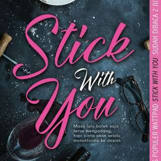 Ebook : Stick With You by Viera Fitani