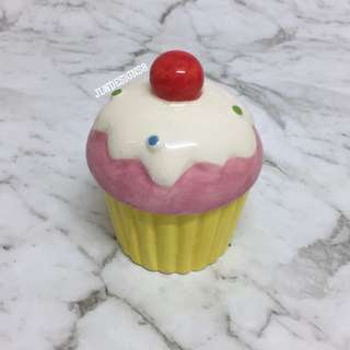 Scented Cupcake Candle