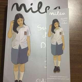 Buku milea karya pidi baiq