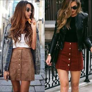 mini skirt casual