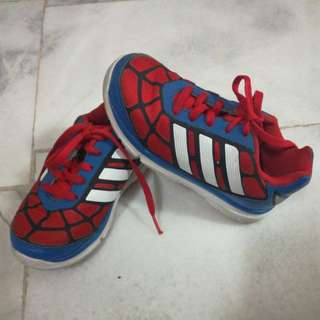Boys Adidas Spiderman