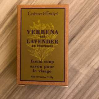 Facial soap Crabtree & evelyn